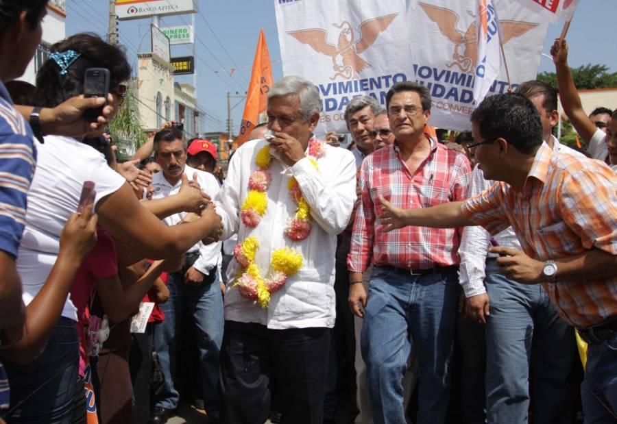 Unidad de Fiscalización del INE, encargada de investigar trama de Pío López Obrador