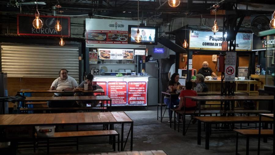 Restauranteros confían en recuperar su nivel económico antes del 2022