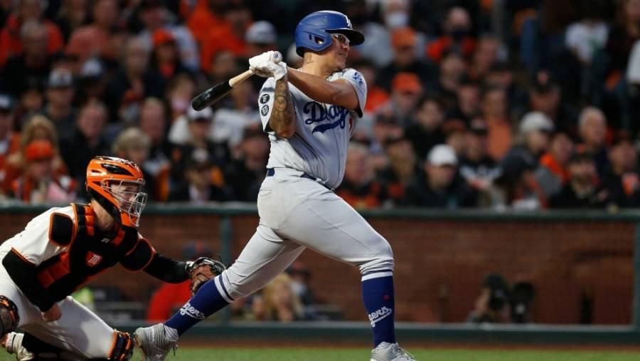 Dodgers aplastan a Gigantes y ponen su Serie Divisional en la Nacional 1-1