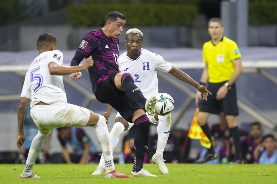México recupera liderato rumbo a Catar 2022; golea 3-0 a Honduras