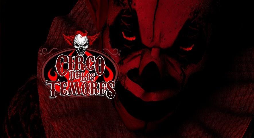 Llega el Circo de los Temores, con una corta temporada al parque Naucalli