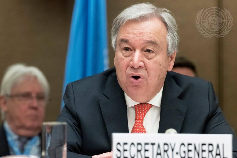ONU pide reingeniería de deuda de países para hacer frente a la pandemia
