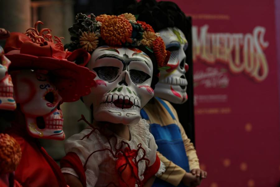 Desfile de Día de Muertos ayudará al repunte del turismo en la CDMX