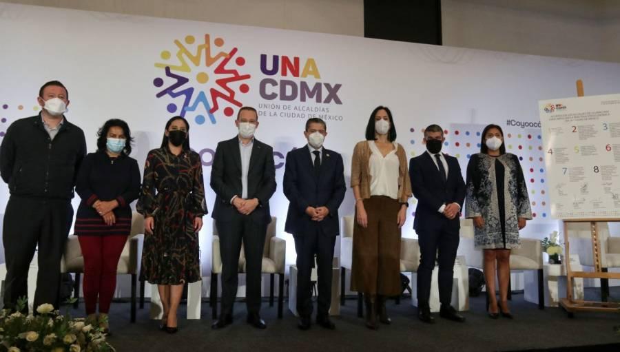 UNA-CDMX presenta plan para la reactivación económica