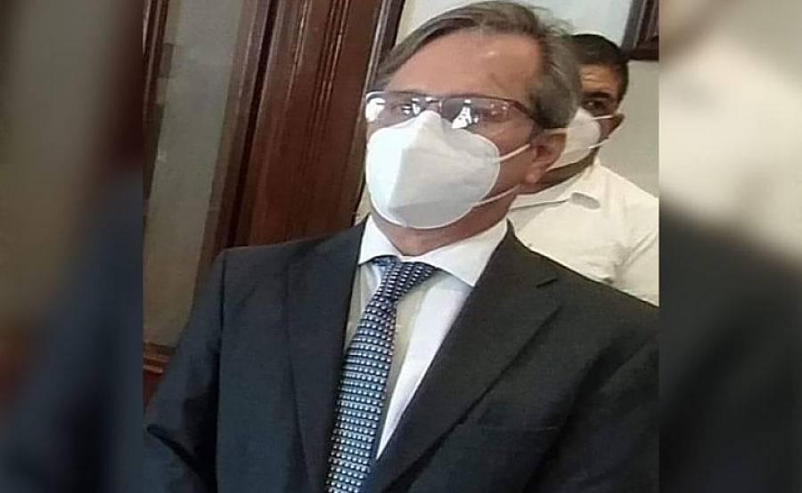 Muere Federico Bonilla, secretario de obras públicas en Ciudad Victoria, Tamaulipas