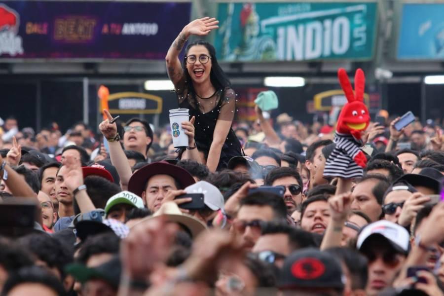 Este es el cartel completo del Vive Latino 2022