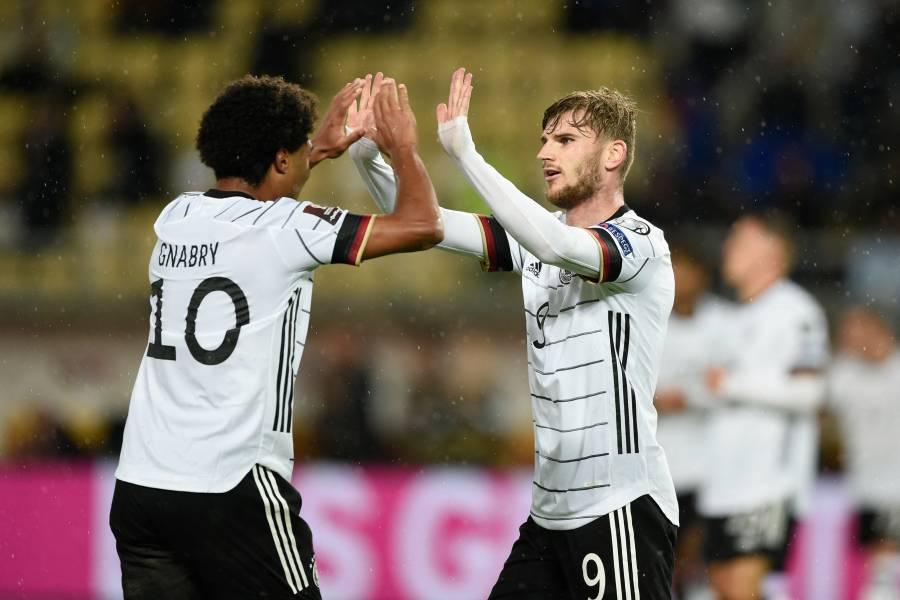 Alemania, primera selección clasificada para Qatar 2022; Países Bajos se acerca
