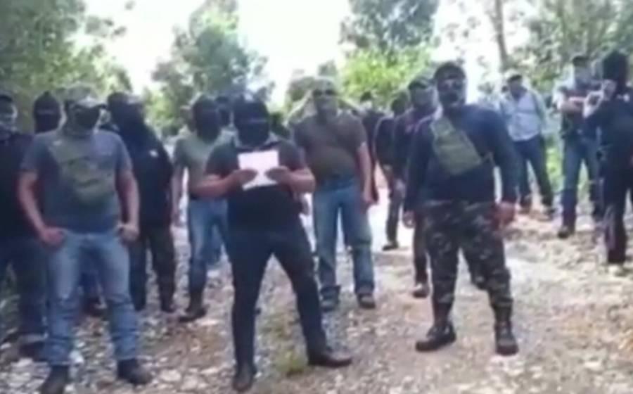 Ahora en Chenalhó, Chiapas, surge otro grupo de autodefensas