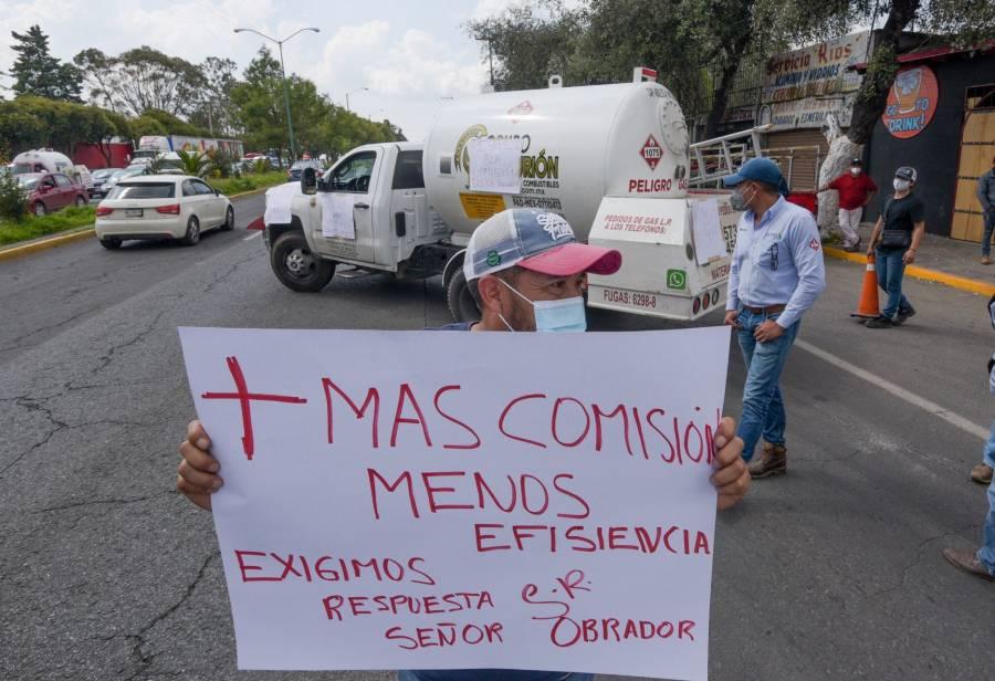 Sener rechaza aumento a tarifa de gas LP