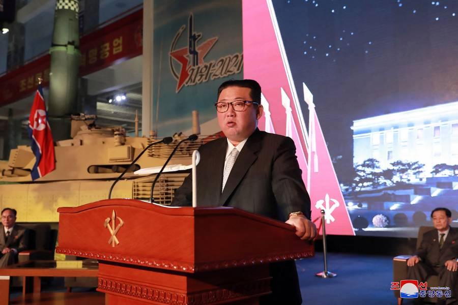 Kim Jong Un culpa a EEUU de las tensiones en península coreana