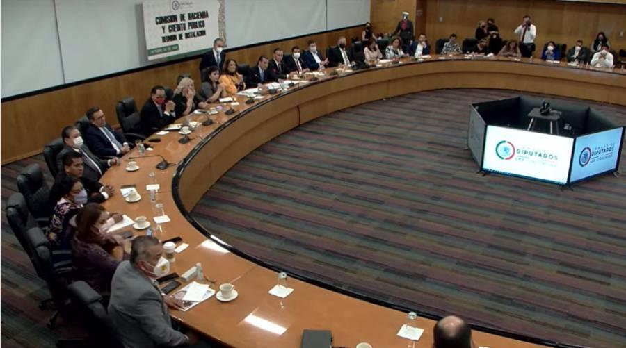 Comisión de Hacienda inicia en Parlamento Abierto Análisis del Paquete Económico 2022