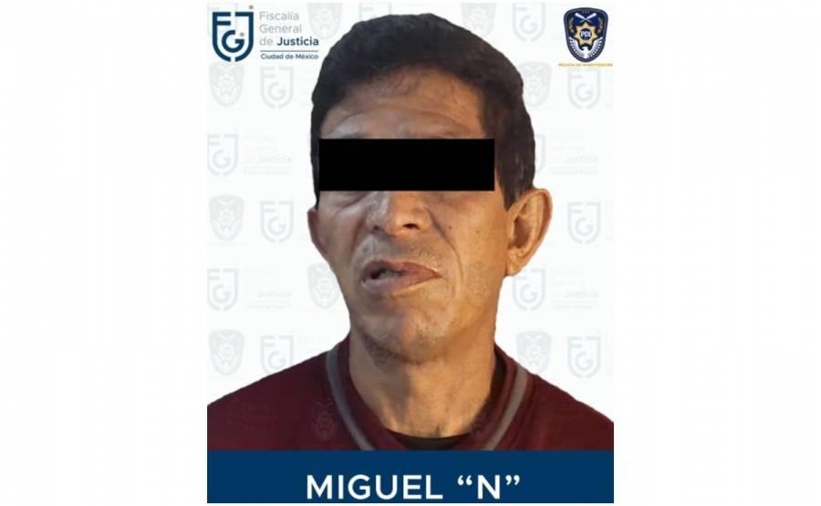 Cae presunto violador serial de la CDMX; se le atribuyen al menos 27 ataques