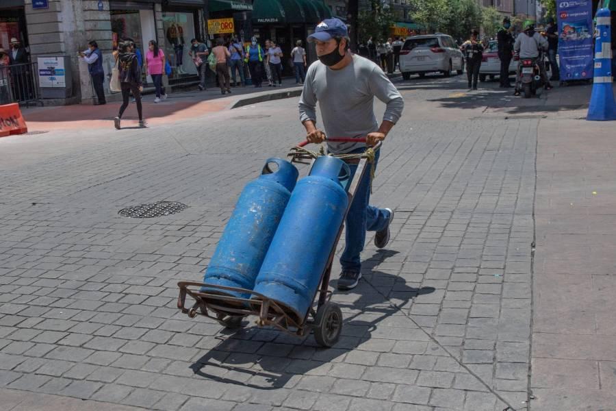 Tras tope a precio de gas LP, 3 mil 500 rutas de reparto han cerrado: Amexgas
