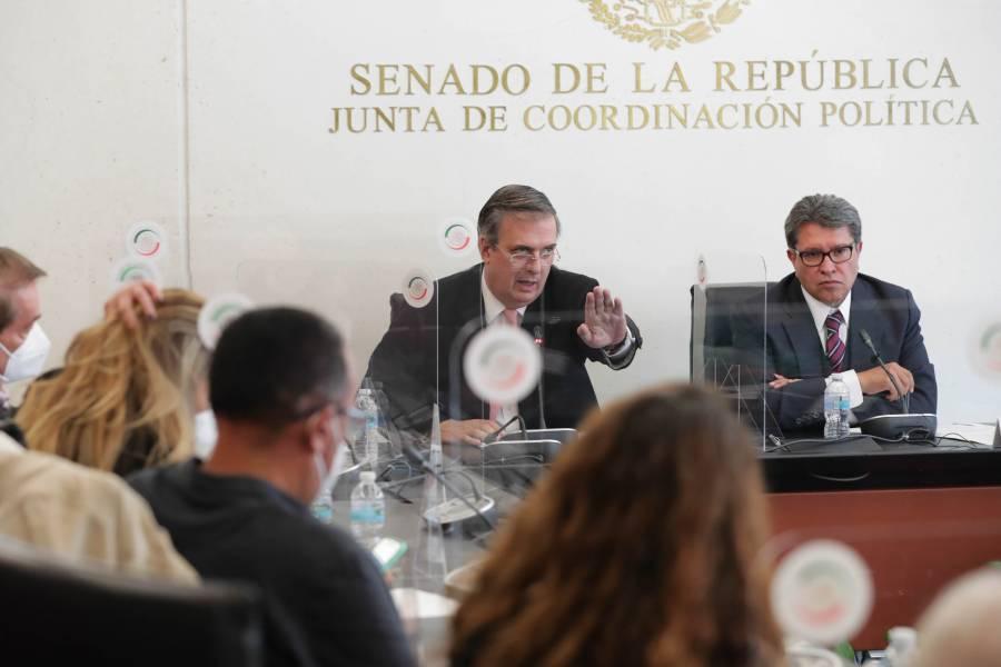 """Cancillería asegura que discurso de AMLO en la ONU """"va a dejar huella"""""""