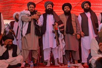 Talibanes se reunirán con representantes de la UE en Doha el martes