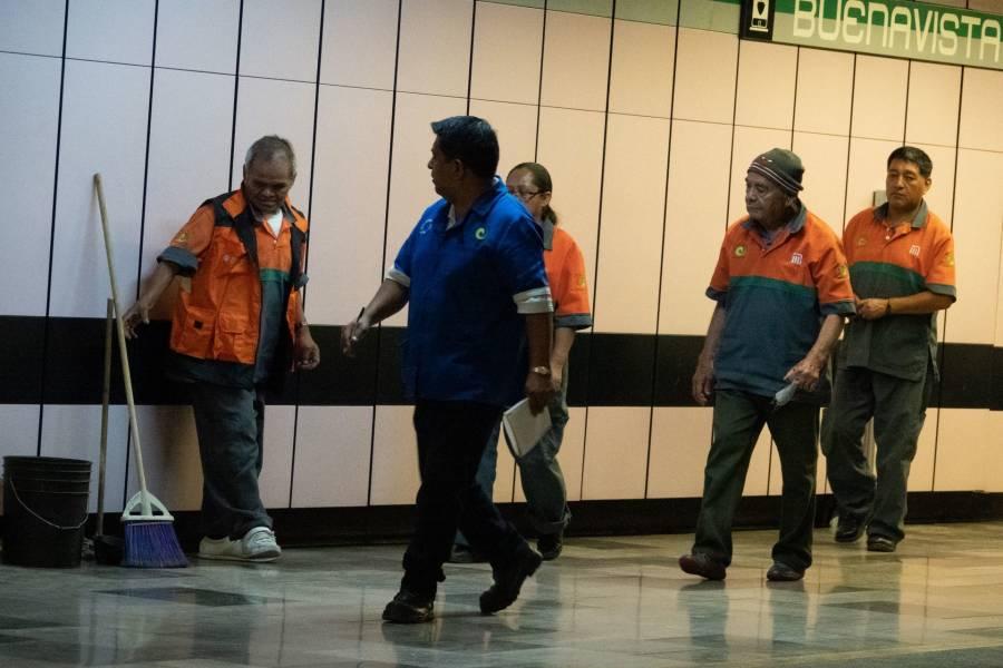 No habrá paro en el Metro; Sindicato y GobCDMX llegan a acuerdo