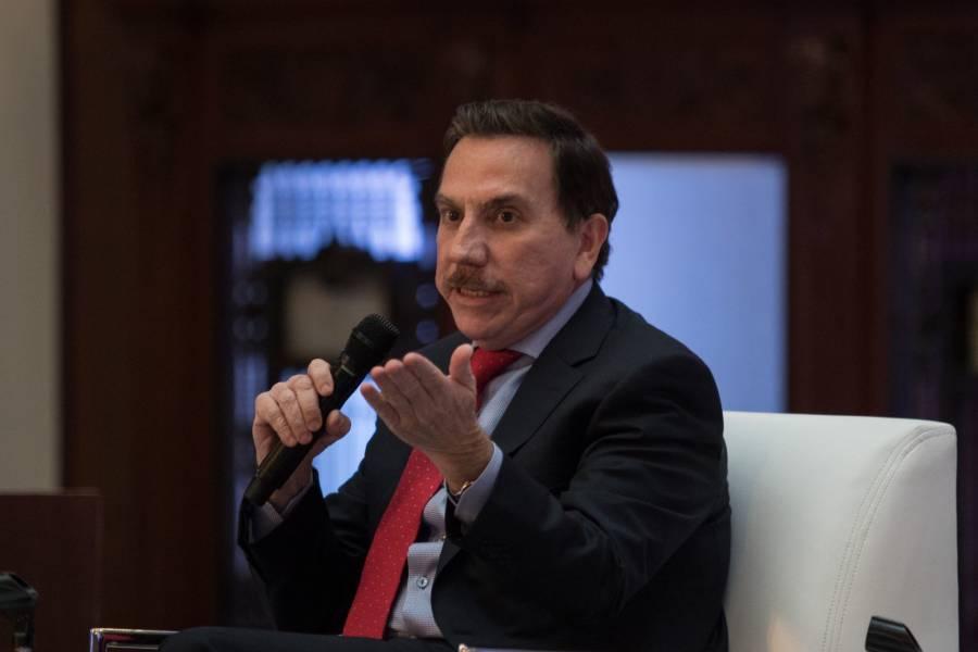 Detienen por conducir en estado de ebriedad a Javier Laynez, ministro de la SCJN