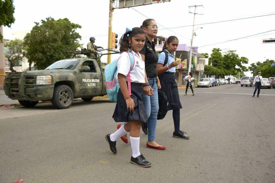 """Huracán """"Pamela"""" obliga a suspender clases en Sinaloa"""