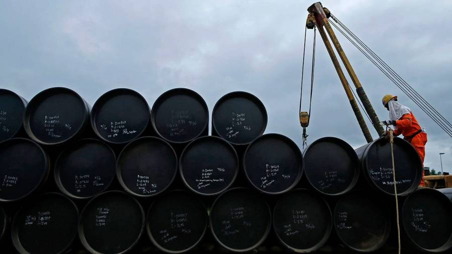 Precio del petróleo llega a los 84 dólares por barril, el mayor en tres años