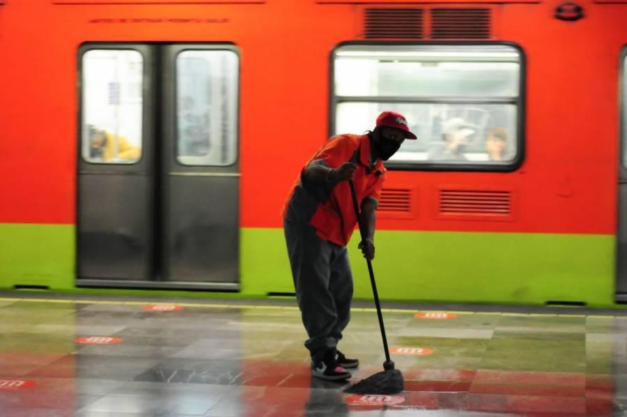 Anuncia Metro incremento de salario y prestaciones a trabajadores