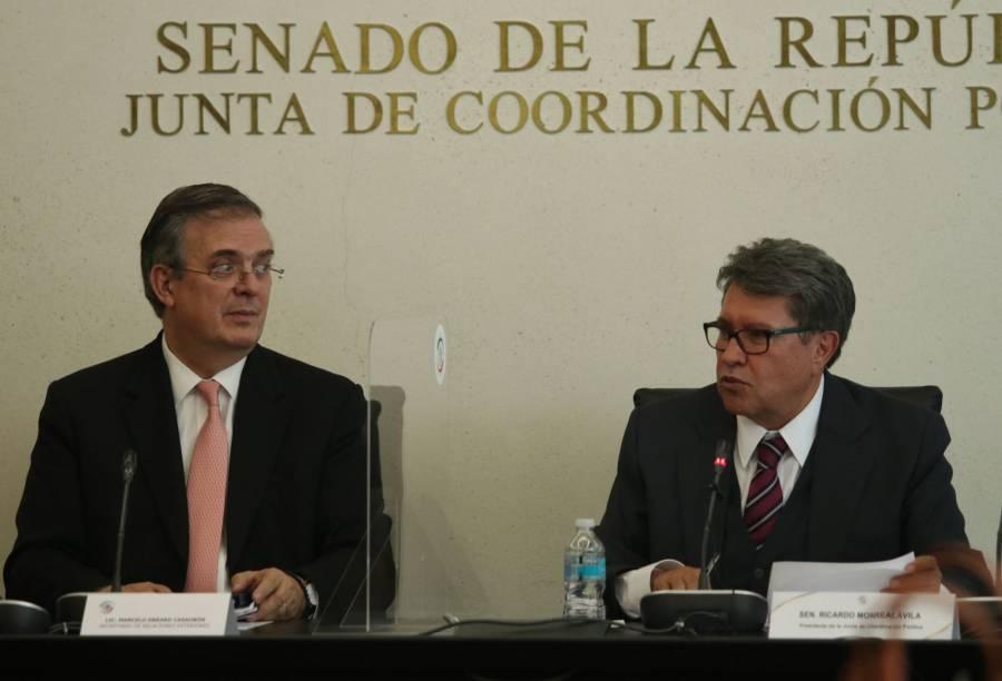 Ricardo Monreal no quiere encuesta para elegir a candidatos; difiere de AMLO