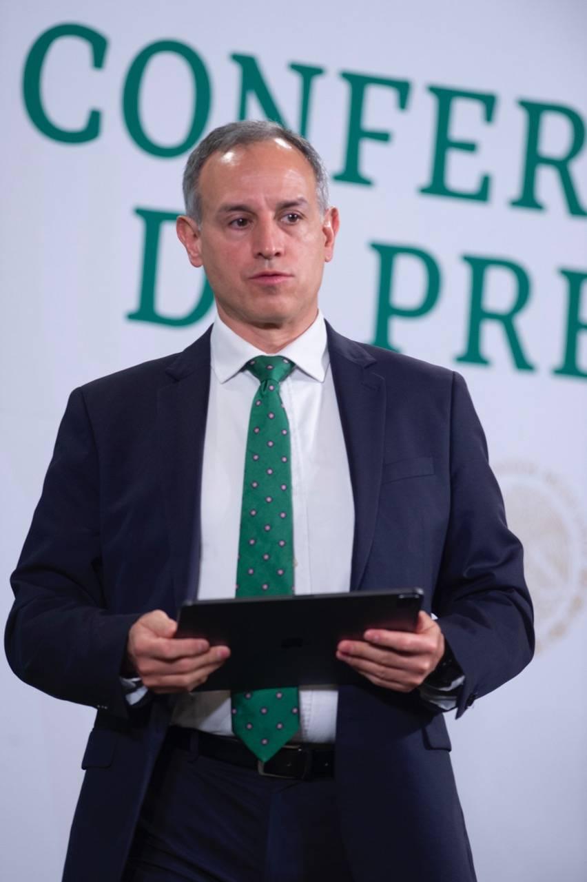 Se registran 10 semanas de reducción en pandemia, informa López-Gatell