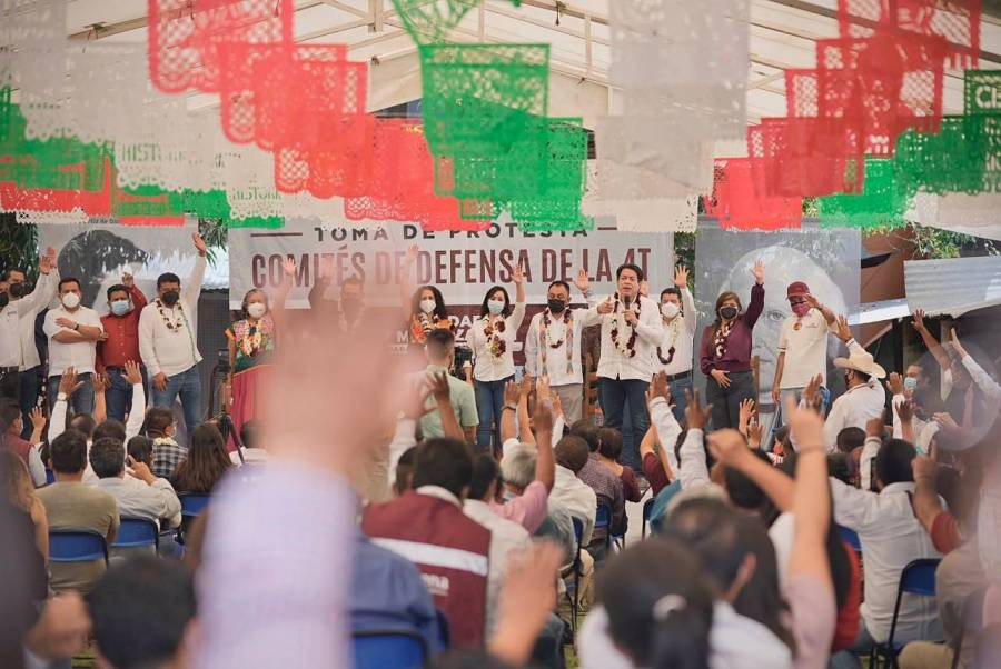Candidato presidencial será elegido por encuesta: Mario Delgado