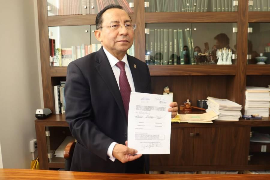 Inicia registro de aspirantes a la presidencia del PJCDMX