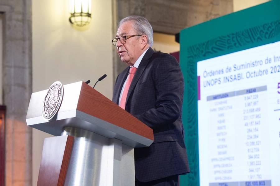 Secretaría de Salud inicia mudanza a Acapulco