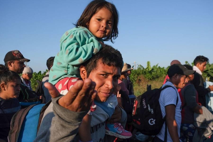 Unicef alerta sobre miles de niños migrantes en la selva del Darién