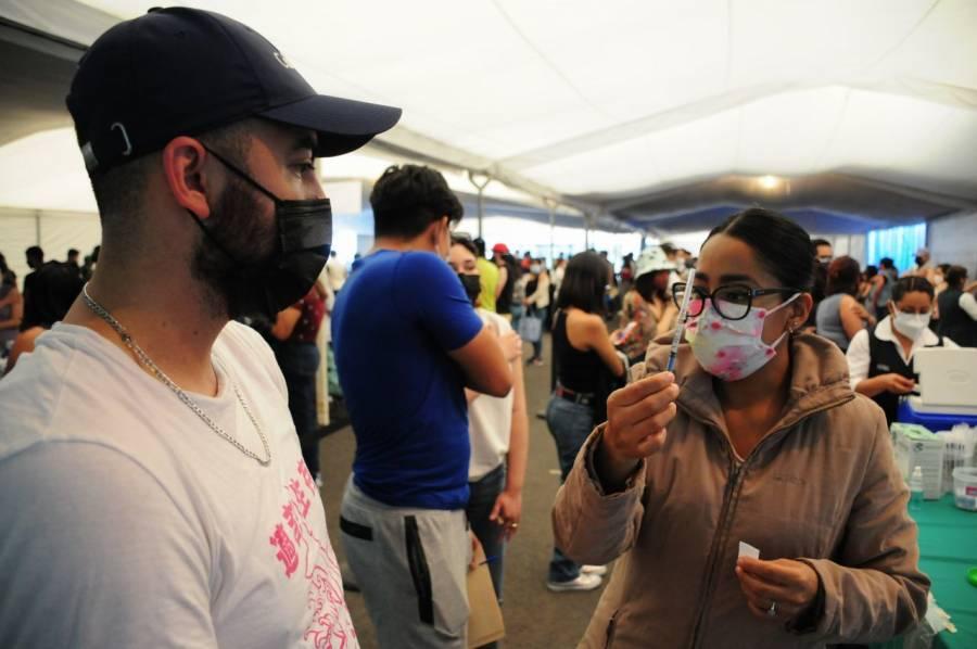 Tres de cada cuatro adultos en México han recibido vacuna contra COVID