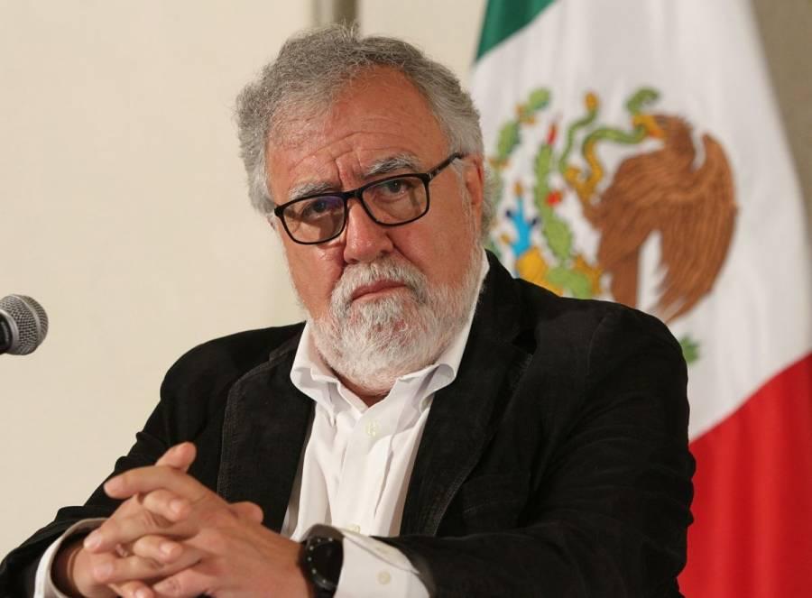 Urgente, creación de banco nacional de datos genéticos: Alejandro Encinas
