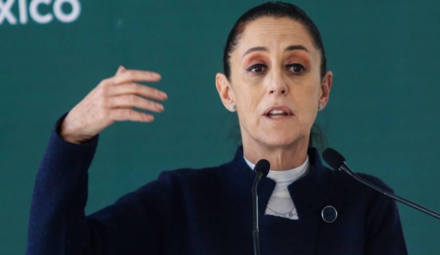 Sheinbaum ve bien encuesta; Ebrad aceptará método de Morena para candidatura presidencial