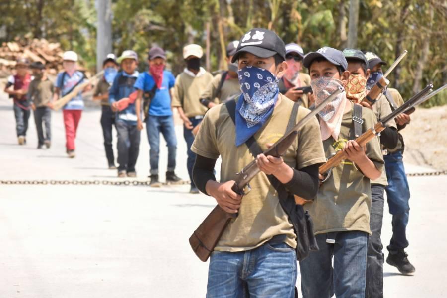 Asociación Reinserta, alerta por más de 30 mil menores reclutados por el narco