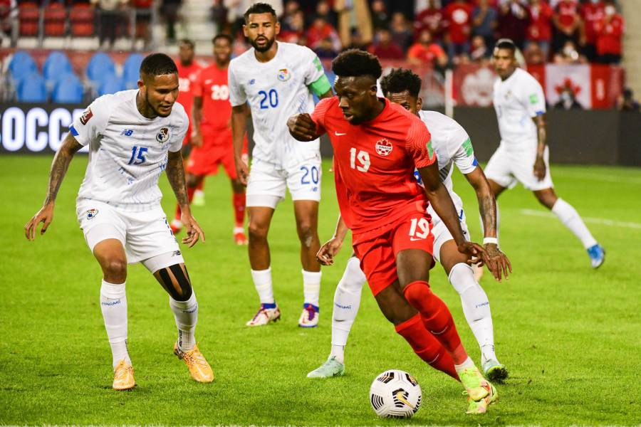 Davies pone a soñar a Canadá con Catar-2022 tras goleada contra Panamá