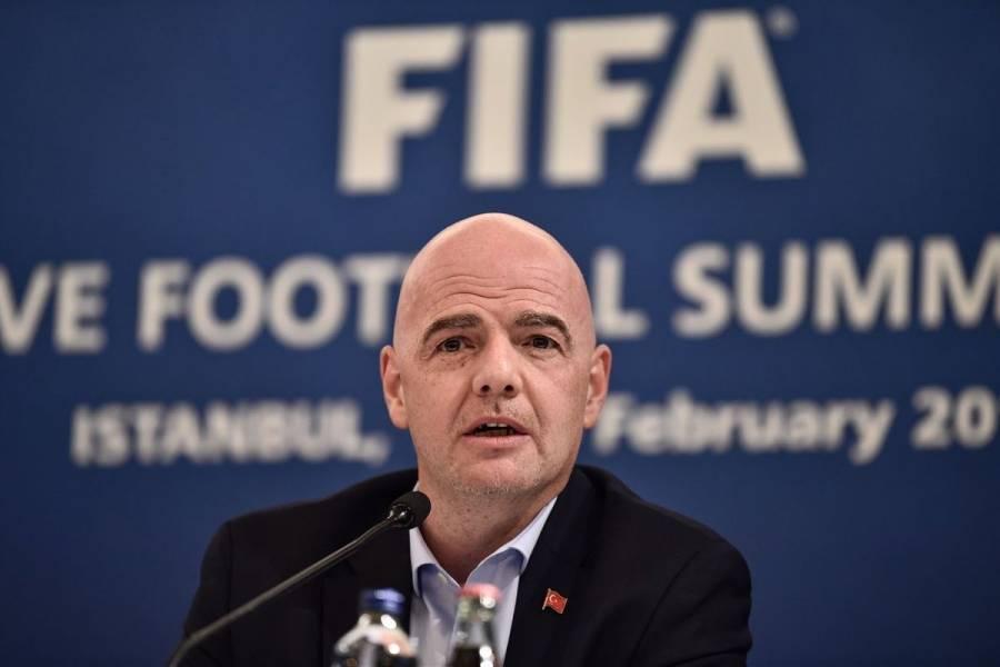 FIFA plantea en Israel un Mundial 2030 coorganizado con países de la región