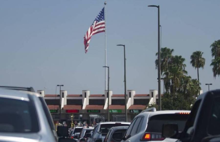 EEUU reabrirá en noviembre sus fronteras terrestres con México y Canadá