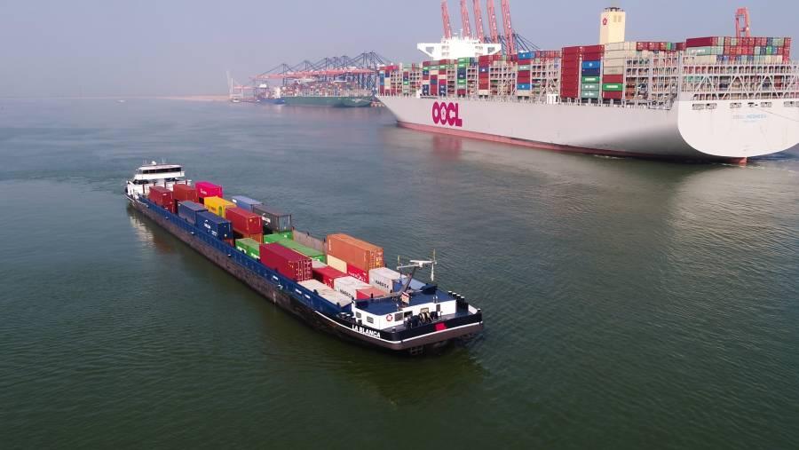 Si no te llegan tus juguetes esta Navidad, es por la congestión que enfrentan puertos del mundo