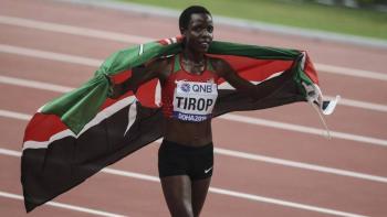 La atleta keniana Agnes Tirop fue asesinada