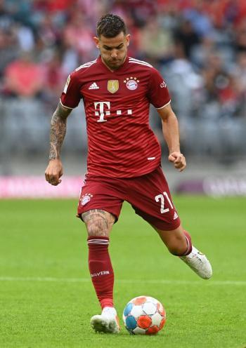 Ordenan el ingreso a prisión de Lucas Hernández, jugador del Bayern Munich