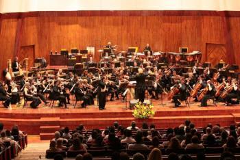 La OFCM ofrecerá otro concierto presencial en biblioteca Lerdo de Tejada