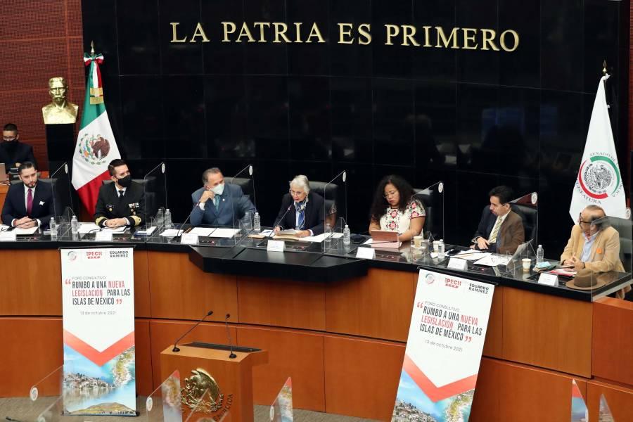México debe contar con una legislación insular de cara a los nuevos paradigmas: Sánchez Cordero