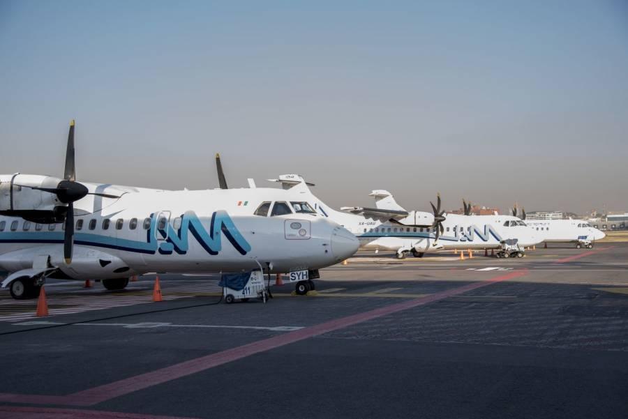 Rechazan pilotos convertir Aeromar en cooperativa; buscan ser la Línea del Bienestar