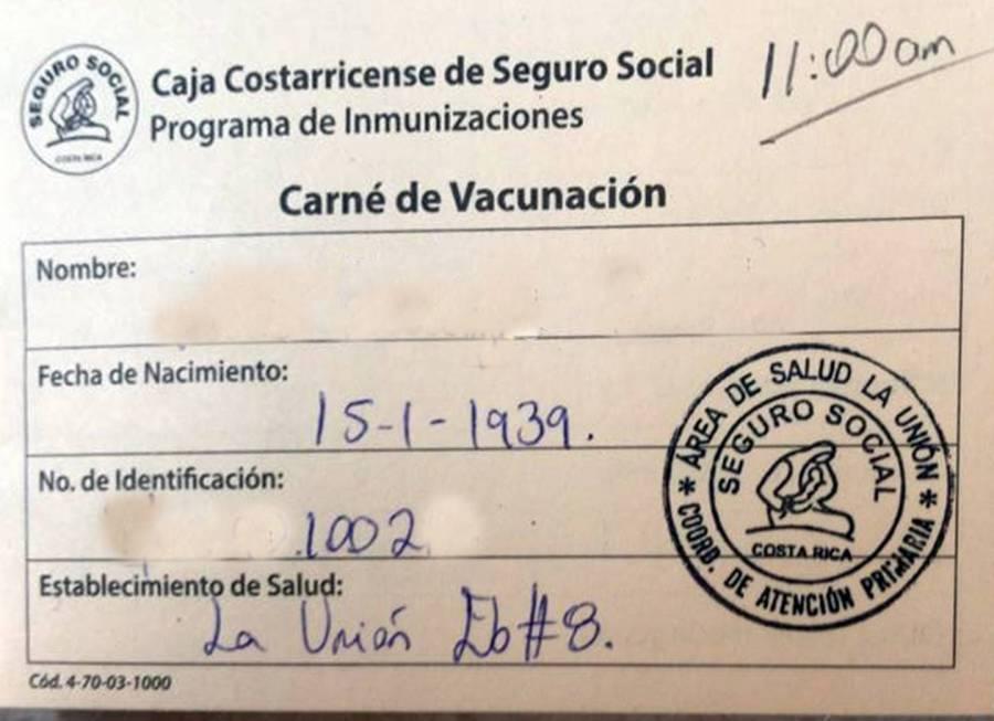 Costa Rica pedirá certificado de vacunación en bares, tiendas y hoteles