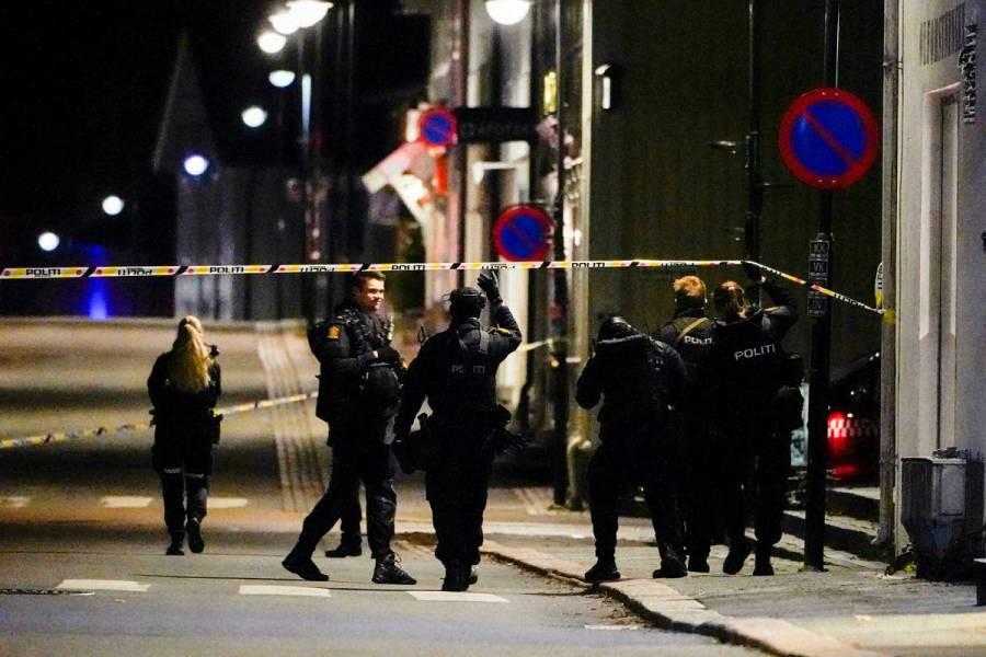 Ataque con arco en Noruega podría tratarse de un