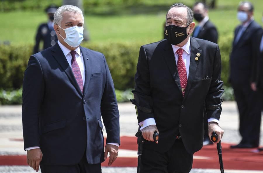 Guatemala pide a Estados Unidos perseguir dinero del narcotráfico