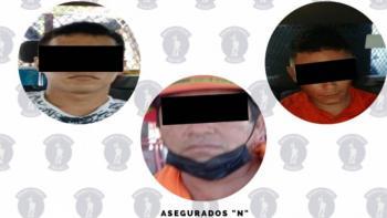 Hay tres detenidos por enfrentamiento en refinería de Dos Bocas