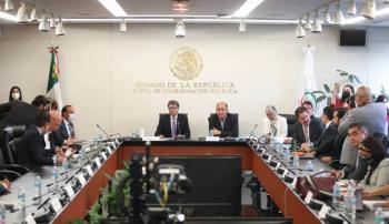 Senadores y diputados acuerdan trabajar en conjunto Ley de Ingresos 2022