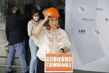 Este gobierno le ha fallado a quienes dice defender: Xóchitl Gálvez