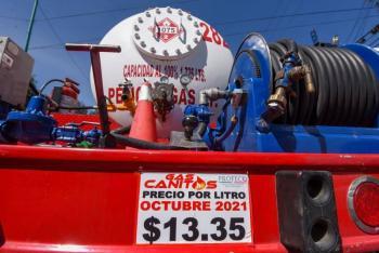 Gaseros seguirán en paro de labores este jueves en Valle de México